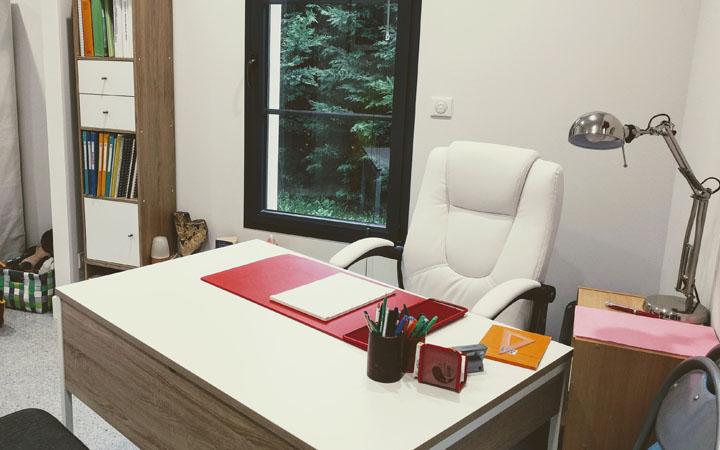 Image de l'intérieur du cabinet